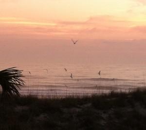 Neptune Beach Sunrise