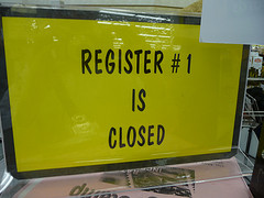 Register is Closed