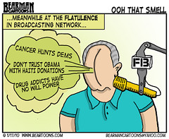 1 17 10 Bearman Cartoon Rush Limbaugh