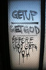 Getup Get God