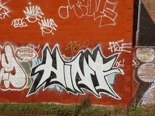 Graffiti: Hint