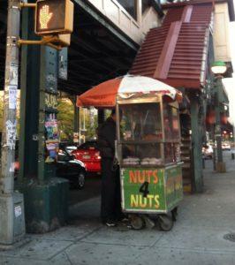 Street Vendor Outside Bronx Lebanon Hospital